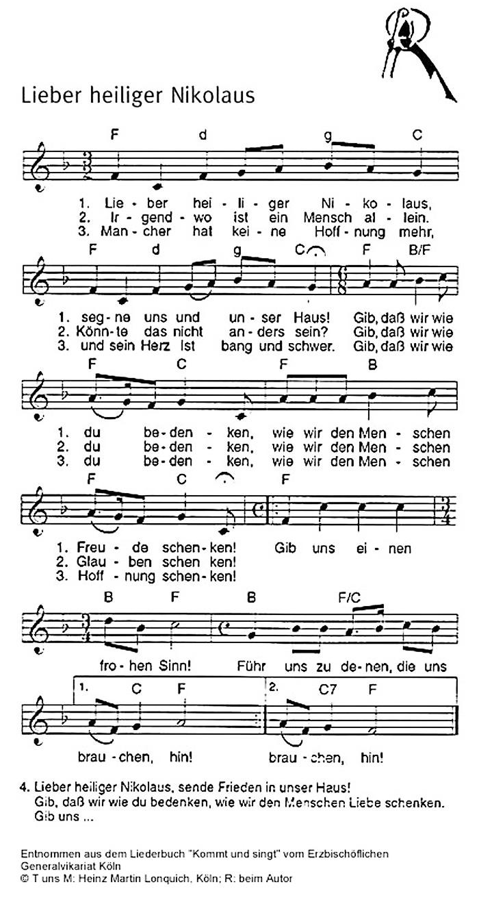 Text Nikolaus